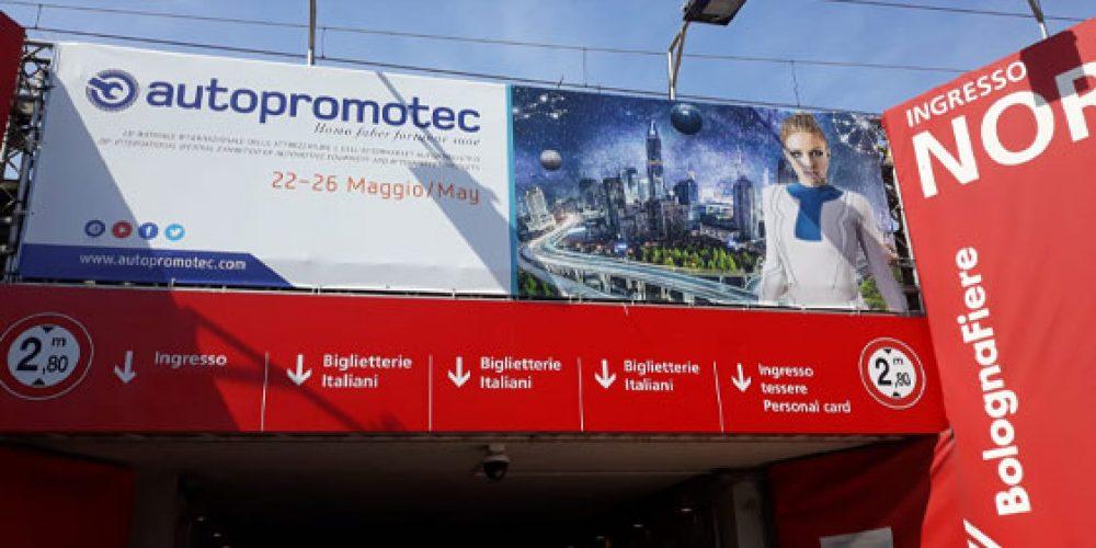 Autopromotec – Fiera biennale internazionale dell'aftermarket automotive