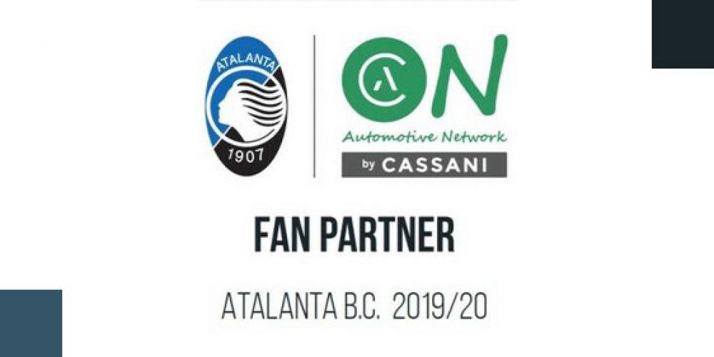 Carrozzeria Lorenzi annuncia la partnership tra ON Automotive Network e Atalanta Calcio